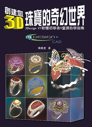 Create your 3D jewelry fantasy world