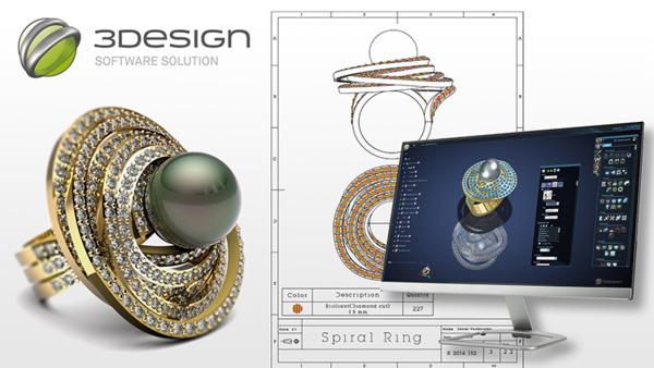 CAD Software for Jewelry