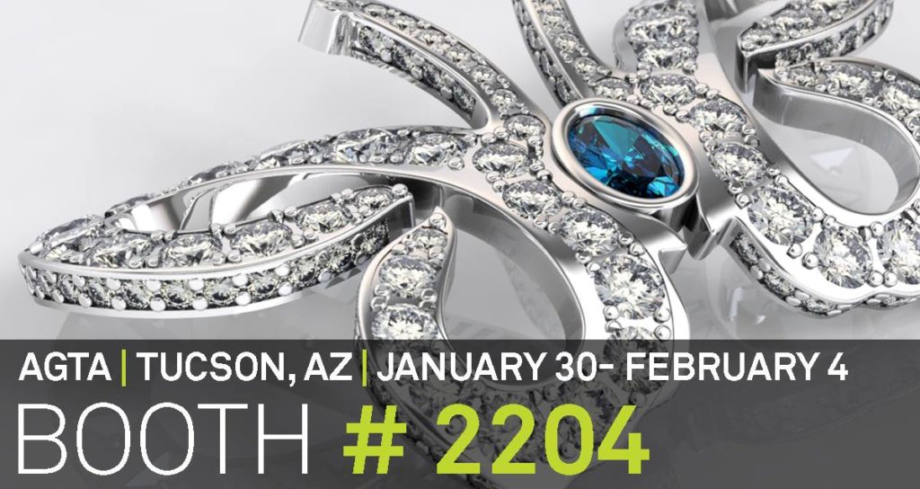 3Design at Agta Tucson, AZ January 30- February 4 Boot #2204